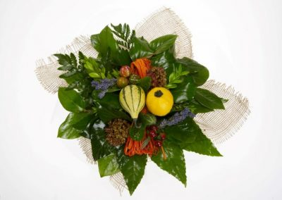 BS14678 cucurbita bouquets with rope 1
