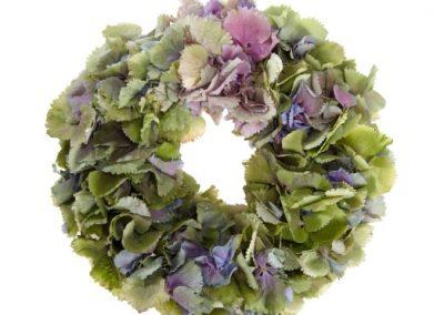 RF960 hydrangea wreath 4