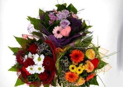 holder bouquets rattan 20cm 1